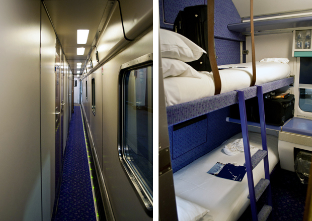 sleeper train | not such a girlie diary
