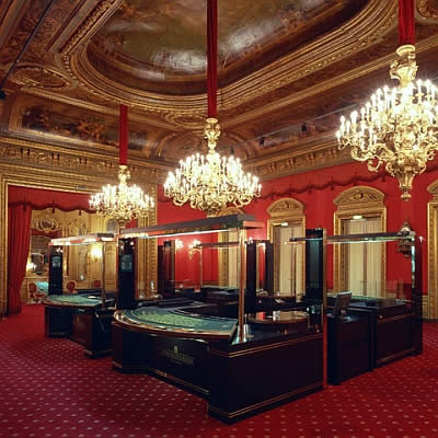 The famous casino