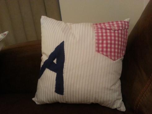 My cushion!