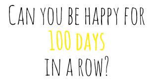 #100happydays1